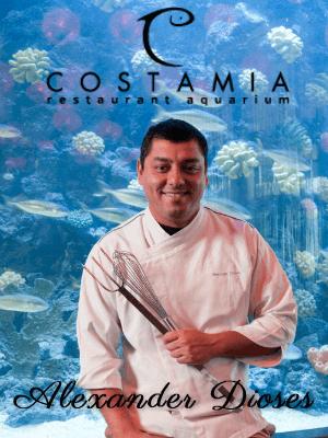 Alexander Dioses Costamia Santiago