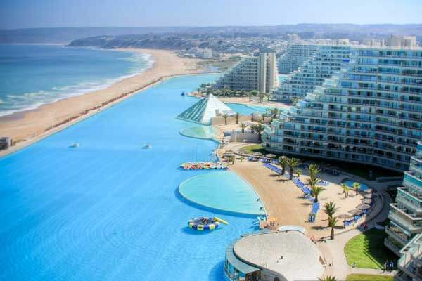 Largest Hotel Swimming Pool In The World