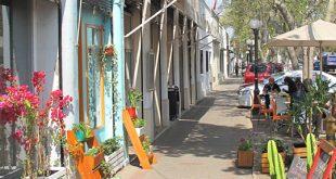 Avenida Italia Santiago Chile