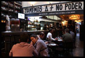 Barzinho em Santiago