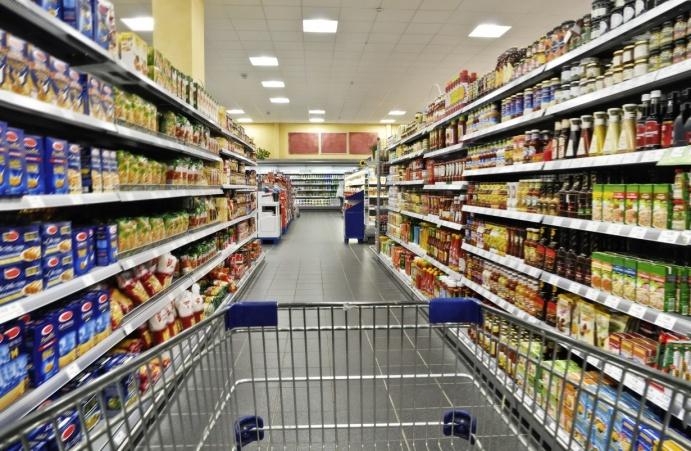 Compras nos supermercados em Santiago