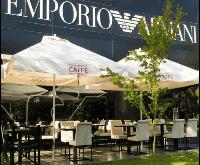 Cafe Emporio Armani santiago chile