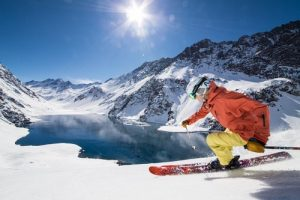 Esquiar em Portillo