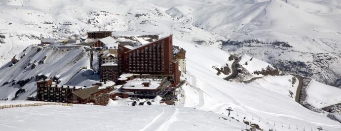 Estação de Esqui Valle Nevado