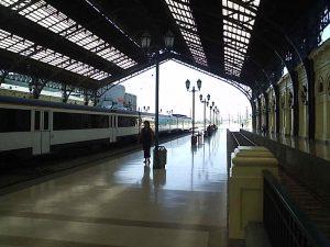 Estação de Trem de Santiago Chile