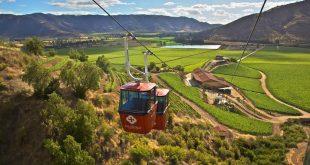 Explore o Vale Colchagua