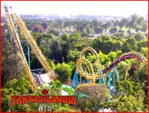 Fantasilandia in Parque O´Higgins