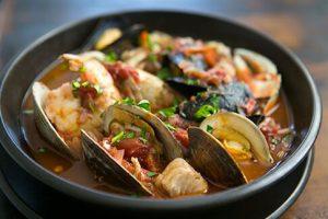 Gastronomia em Viña del Mar