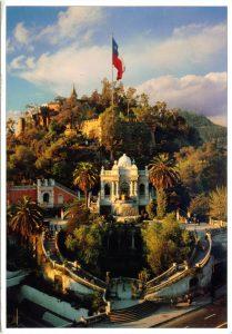 História do Cerro Santa Lucia