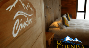Hotel La Cornisa - Hotel in the Andes