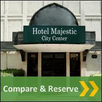 Hotel Majestic Santiago Centero