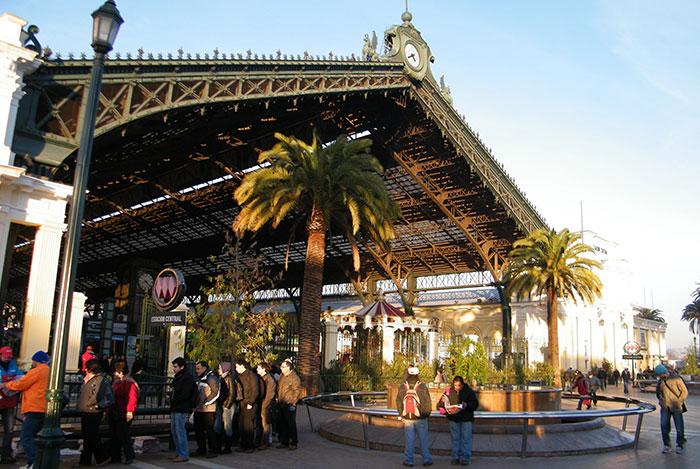 I. Estação Central de Santiago