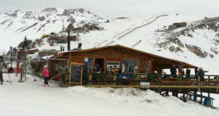 I. Restaurantes em Farellones