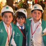 Construction Workers at Kidzania