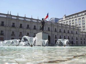 La Plaza de Ciudadania Santiago Chile
