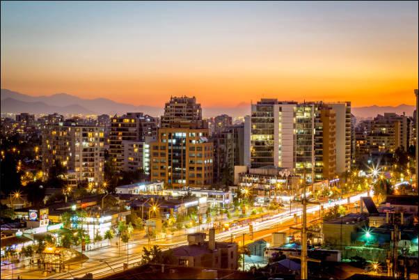 Las Condes Santiago do Chile