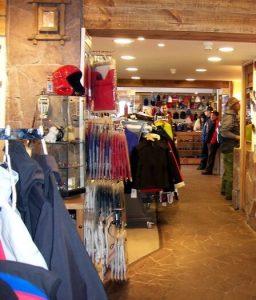 Lojas em Valle NEvado