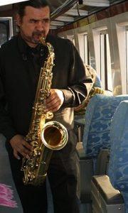 Música no Trem do Vinho Chile