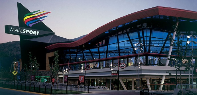 Shopping Mall Sport Santiago Chile