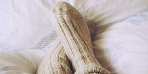 Meias de inverno