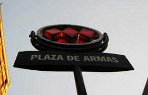 Metrô Plaza de Armas Santiago