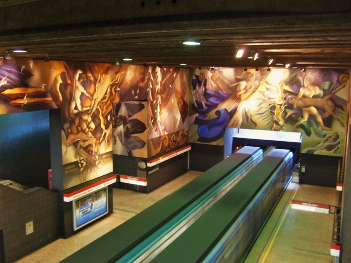 MetroArt Santiago