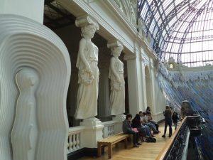 Museu de Bellas Artes Santiago Chile