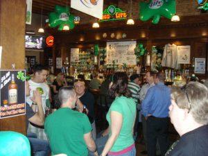 O Bar Irlandês Flannery´s