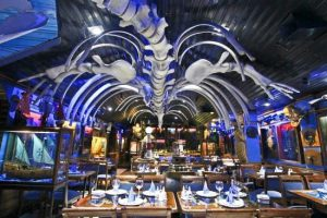 Ocean Pacific Restaurantes em Santiago