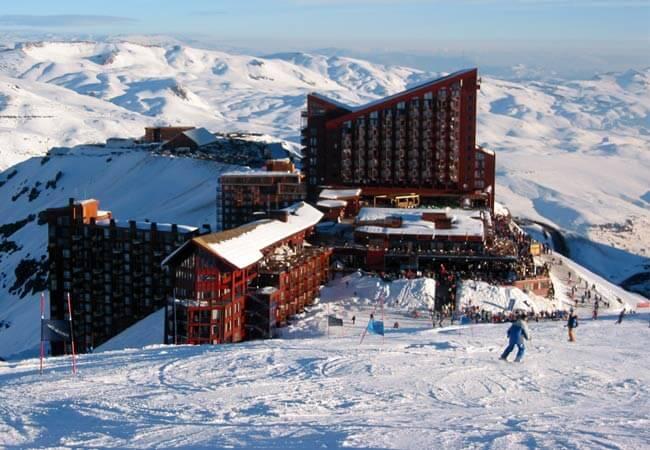 Panoramicou Tour em Valle Nevado