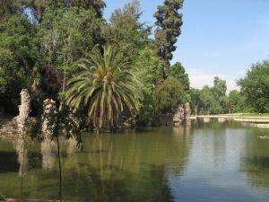 Parque O´Higgins Santiago Chile