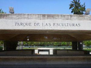 Parque de Las Esculturas Providencia Santiago