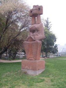 Parque de Las Esculturas Santiago