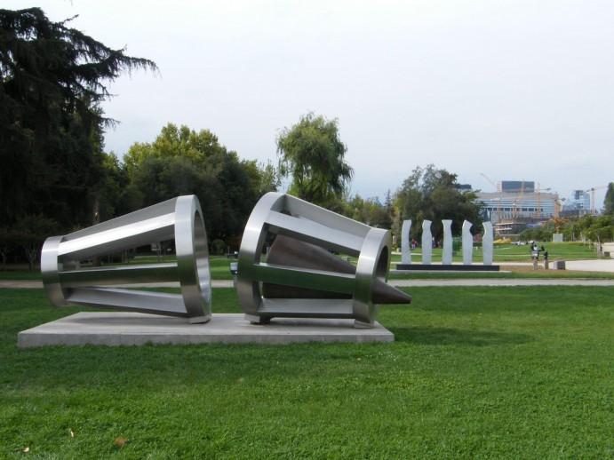 Parque de Las Esculturas Santiago Chile