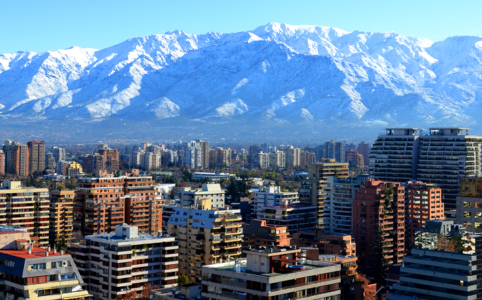 Passe as férias de inveno em Santiago
