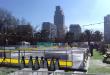 Patinagem no Gelo ao Ar Livre