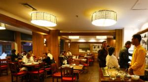 Restaurante Na montanha