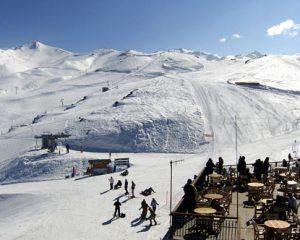 Restaurantes em Valle Nevado