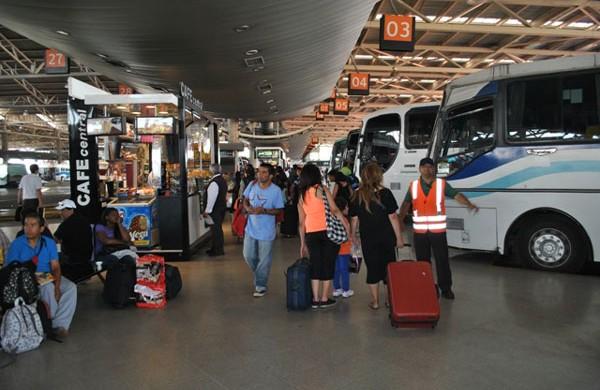 Rodoviaria de Santiago - Terminal San Borja