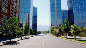 Ruas de Las Condes Santiago