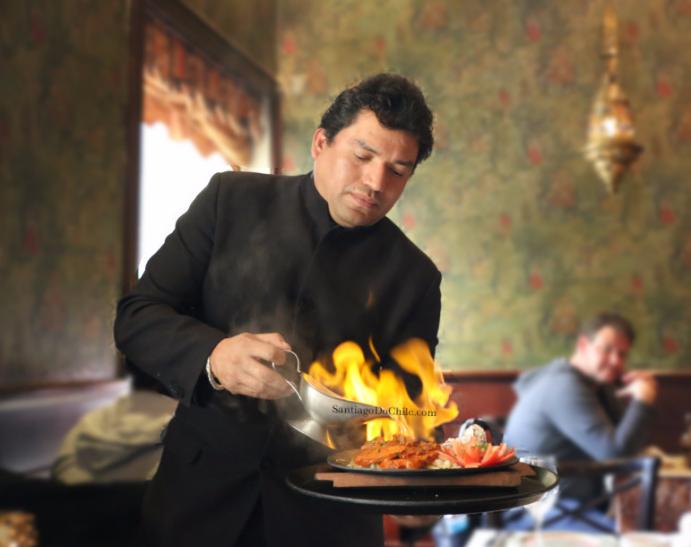 SDC - Restaurante Romântico em Santiago
