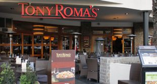 Tony Roma´s - Shopping Parque Arauco