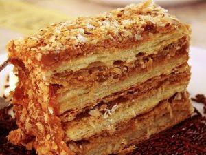Torta Mil Hojass