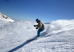 Tour Ski Day em Valle Nevado