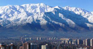 curta o Inverno em Santiago