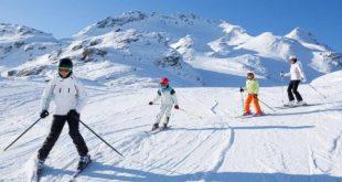 aprenda a esquiar em Valle Nevado 2016
