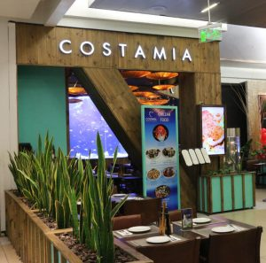 Costamia Restaurante Santiago Costanera Center