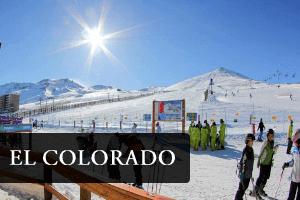 centro de esqui el colorado chile