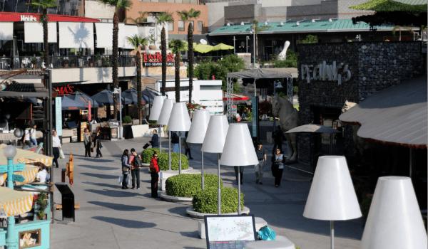 shopping parque arauco santiago