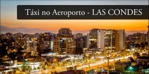 Táxi no Aeroporto Las Condes
